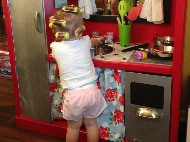 Harper's New Kitchen